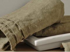 - Linen bath Towel RIPRESE&RIBATTUTE   Bath Towel - LA FABBRICA DEL LINO by Bergianti & Pagliani