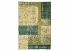 - Handmade wool rug ROCK | Patchwork rug - Sirecom Tappeti