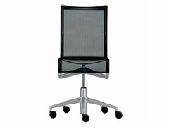 - Height-adjustable swivel task chair with casters ROLLINGFRAME - 432 - Alias
