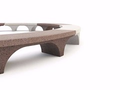 - Curved backless Bench ROMANA | Curved Bench - Bellitalia