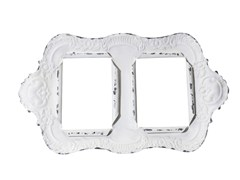 - Steel frame ROMANTICO DUO 13 x 18 - KARE-DESIGN
