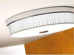 - Polyester ceiling light RONDO I - BOVER Il. Luminació & Mobiliario