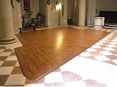Pedane a progetto per luoghi di culto e museiPannello radiante a pavimento - THERMOEASY