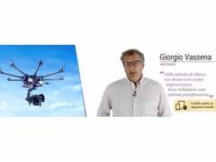 Corso on-line di rilevamentoRilevamento con Droni in campo aperto - P-LEARNING