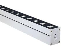 - Linear outdoor LED light bar River wall 2.0 - L&L Luce&Light