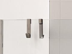 Porta accappatoio in acciaio inoxPorta accappatoio - REXA DESIGN