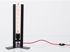 Lampada da tavolo a LED in acciaioSÉVERIN   Lampada da tavolo - ALEX DE ROUVRAY DESIGN