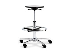 - Office stool for designer S 193 COUNTER - WILDE+SPIETH Designmöbel