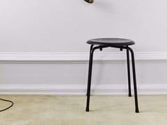 - Low stackable stool S 38 S/1 - WILDE+SPIETH Designmöbel