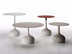 - Round cement table SAEN XS - SN3 - Alias