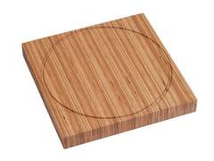 Tagliere quadrato in faggioSAFARI   Tagliere quadrato - DESIGNIMDORF