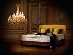 - Fabric headboard for double bed SAINT GERMAIN BRUT - Treca Interiors Paris