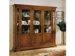 - Solid wood display cabinet SAN MARCO | Solid wood display cabinet - Arvestyle