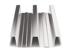 - Lamiera grecata per coperture SAND150 | Pannello e lastra metallica per copertura - SANDRINI METALLI
