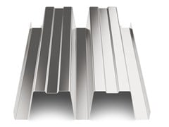 - Corrugated and undulated sheet steel SAND150 | Sheet metal - SANDRINI METALLI