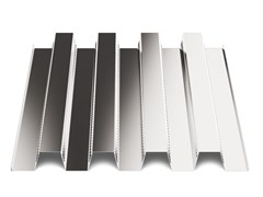 - Corrugated and undulated sheet steel SANDA55 P600 CLS - SANDRINI METALLI