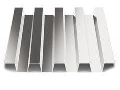 - Corrugated and undulated sheet steel SANDA55 P600 | Metal sheet and panel for roof - SANDRINI METALLI