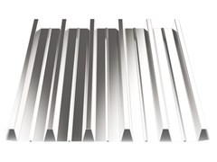 - Corrugated and undulated sheet steel SANDA55 P800 | Corrugated and undulated sheet steel - SANDRINI METALLI