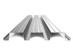 - Corrugated and undulated sheet steel SANDA75 P760 CLS - SANDRINI METALLI
