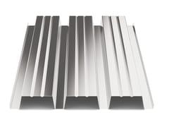 - Corrugated and undulated sheet steel SANDA75 P760 - SANDRINI METALLI