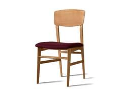 - Cherry wood chair SAVINA | Chair - Morelato