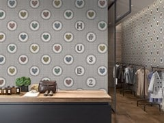 Rivestimento in gres porcellanatoSAY IT WITH FLOWERS - ABK INDUSTRIE CERAMICHE