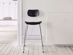- Counter stool SB 68 - WILDE+SPIETH Designmöbel