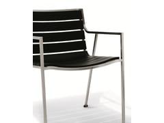 Sedia da giardino con braccioliSB01   Sedia con braccioli - CORO
