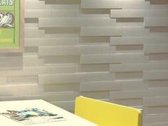 - Indoor gypsum wall tiles SD7043 «FOREST HILL» - Staff Décor