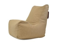- Upholstered bean bag SEAT SKIN HOME - Pusku pusku