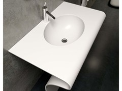 Lavabo in Krion® SEDICI - COMPONENDO
