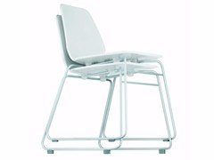 - Stackable chair SELINUNTE CHAIR - 531_O - Alias