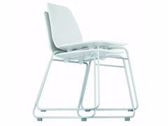 - Stackable chair SELINUNTE CHAIR - 531_O - Alias