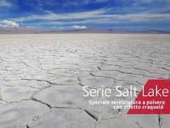 Finiture su metalli effetto craqueléSERIE SALT LAKE - DECORAL® GROUP