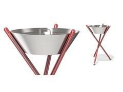 - Steel ashtray SHANGAI | Ashtray - Metalco