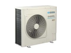 - Air to water Heat pump SHERPA MONOBLOC - OLIMPIA SPLENDID GROUP