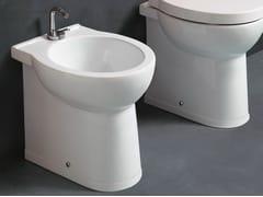 - Ceramic bidet SHORT H 50 | Bidet - Alice Ceramica
