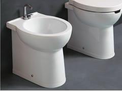 - Ceramic bidet SHORT H50 OPEN | Bidet - Alice Ceramica