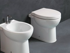 - Ceramic toilet SHORT | Toilet - Alice Ceramica