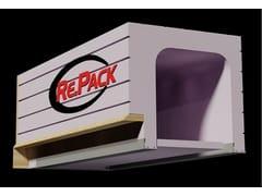 Cassonetto per avvolgibileSHUTTER BOX | Cassonetto per avvolgibile - RE.PACK