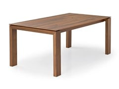 - Rectangular dining table SIGMA | Rectangular table - Calligaris