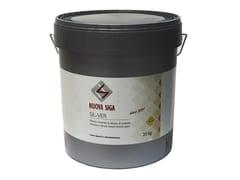 Pittura per facciate ai silicati resistente e idrorepellenteSIL-VER - NUOVA SIGA
