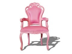- Polyurethane chair with armrests SILLY GIOVANNA - POLaRT