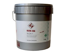 Pittura silossanica idrorepellente traspirante per fondiSILOX-P - NUOVA SIGA