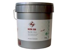 Primer fissativo traspirante a base di resine silossanicheSILOX PRIM - NUOVA SIGA