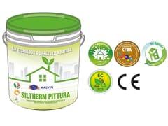 Idropittura minerale silossanica antialgaSILTHERM PITTURA - MALVIN
