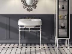 - Console washbasin SINGLE MEMPHIS - Devon&Devon