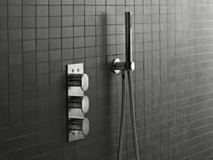 - 3 hole shower mixer SINOX | Shower mixer - Signorini Rubinetterie
