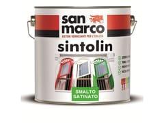 SmaltoSINTOLIN SATINATO - COLORIFICIO SAN MARCO