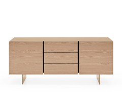 - Lacquered sideboard with drawers SIPARIO | Sideboard with drawers - Calligaris